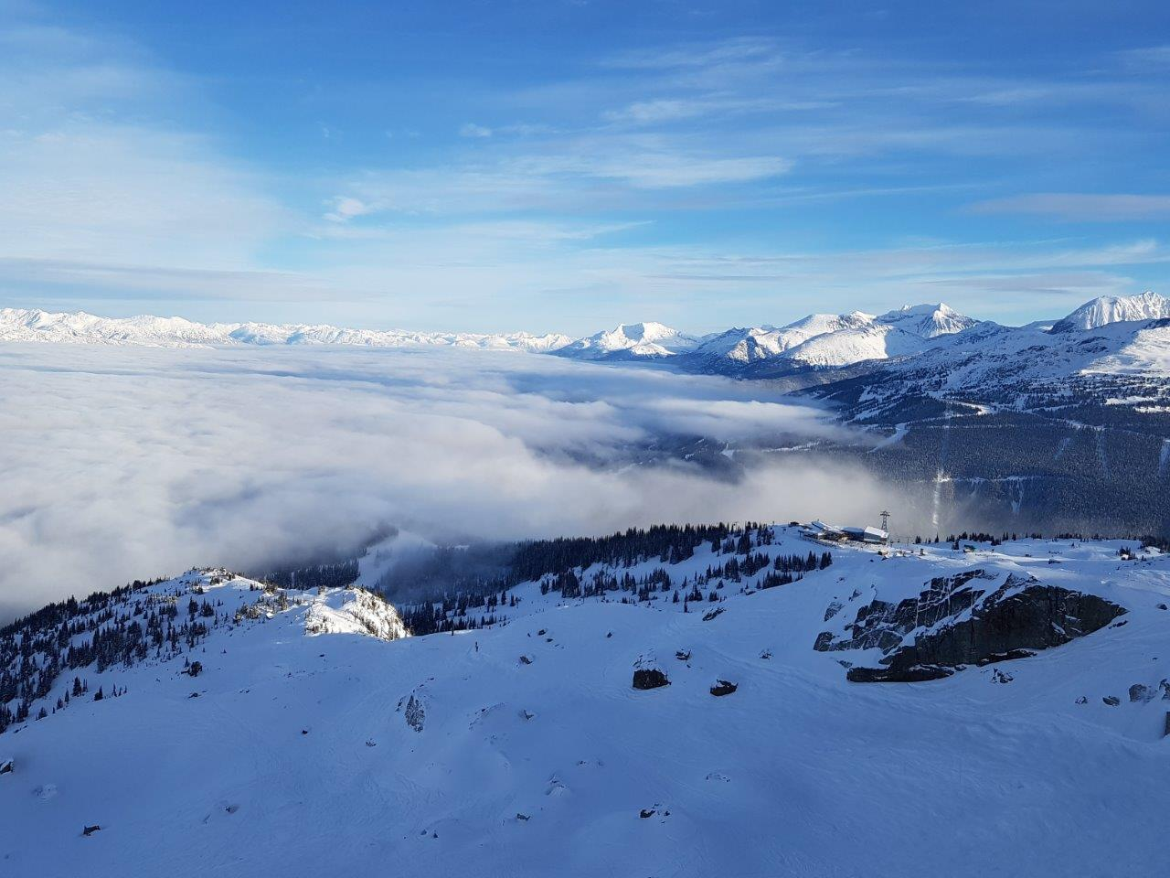 Whistler from Peak Comp